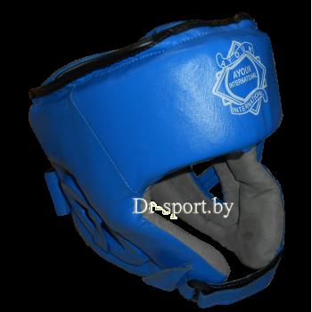 Уценка Шлем бокс. боевой  Vicing  иск/к арт. 845 М пр-во Пакистан