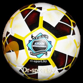 Мяч футбольный Ayoun 10  №5