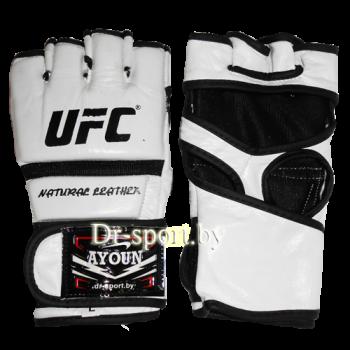 Перчатки  UFC 75 L белые