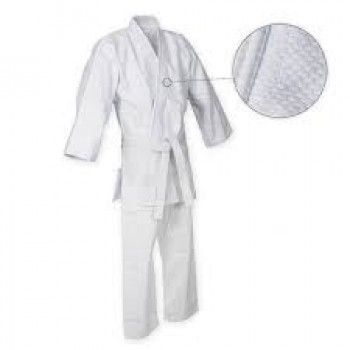 Кимоно дзюдо белое Ayoun 532-130 350 гр
