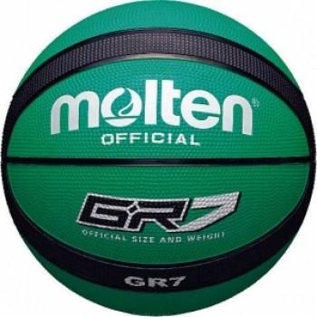 Мяч баскетбольный Molten BGК7-VY