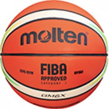 Мяч баскетбольный Molten BGM6X-YG