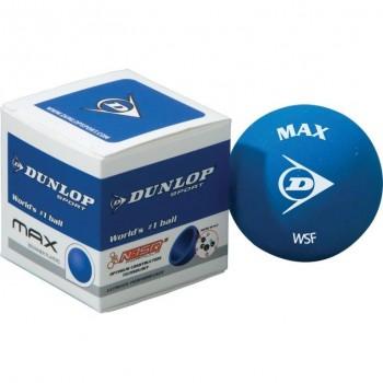 Мяч для сквоша 1 blue dot DUNLOP MAX