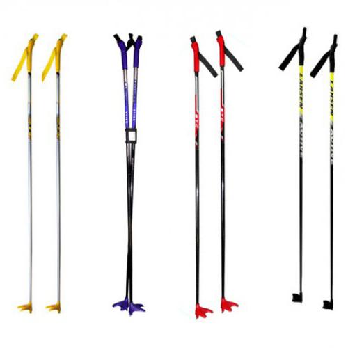 Палки лыжные  STS 100 см