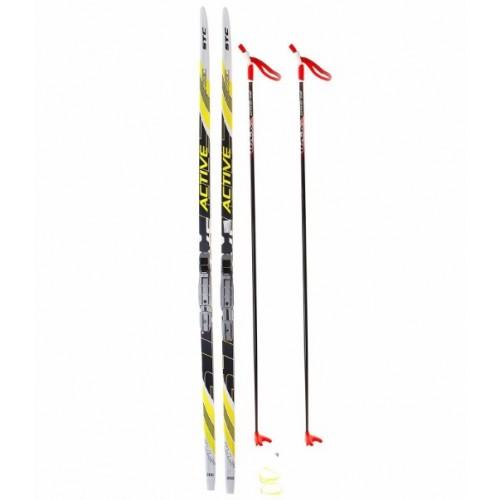 Лыжный комплект STC 200 см. с креплением NN75