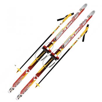 Лыжный комплект STC 140 см. с п/ж креплением