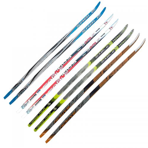 Лыжи беговые STS MIX WAX 170