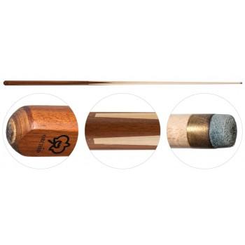Кий для бильярда снукер  1-pc  (коричневый) 146 cm  20.065.55.1