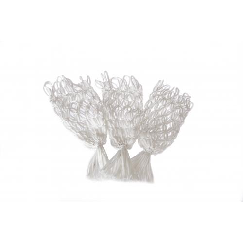 Комплект сеток без выката на 12 петель (лен)  D-12