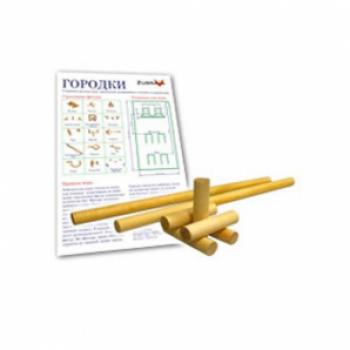 Игра Городки деревянные ГК35-800