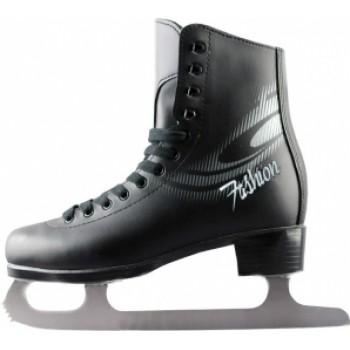 Коньки фигурные CK(Спортивная коллекция) Fashion Black 45