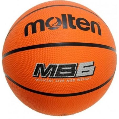 Мяч баскетбольный Molten MB6