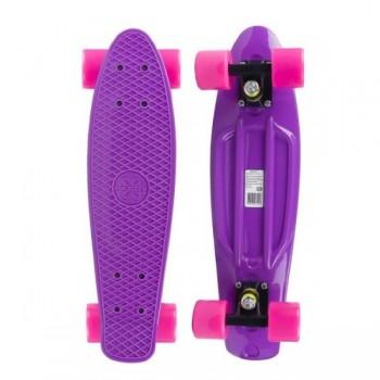 Скейтборд  MaxCity big фиолетовый