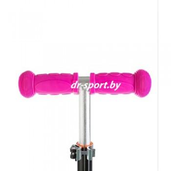 Самокат MaxCity Snoopy pink