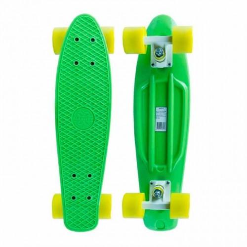 Скейтборд MaxCity big Green