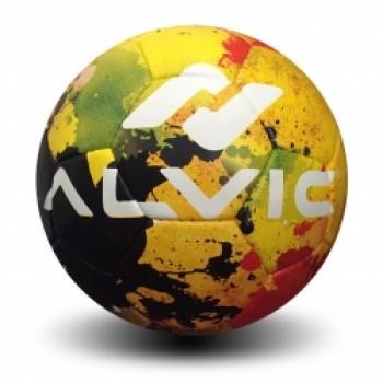 Мяч футбольный Alvic Street Party № 5 yellow