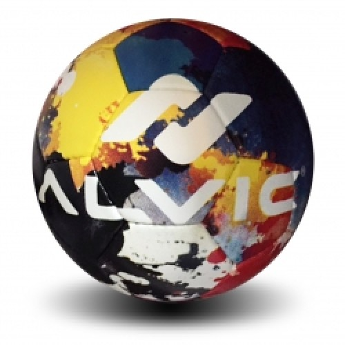 Мяч футбольный Alvic Street Party № 5 black