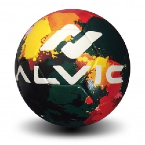 Мяч футбольный Alvic Street Party № 5 green