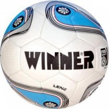 Мяч футбольный Winner Lenz Fifa blue №5