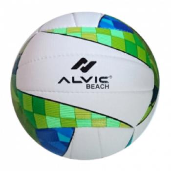 Мяч волейбольный Alvic Beach green № 5