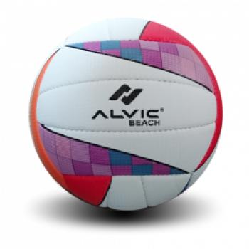 Мяч волейбольный Alvic Beach pink № 5