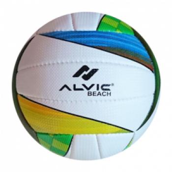 Мяч волейбольный Alvic Beach yellow № 5