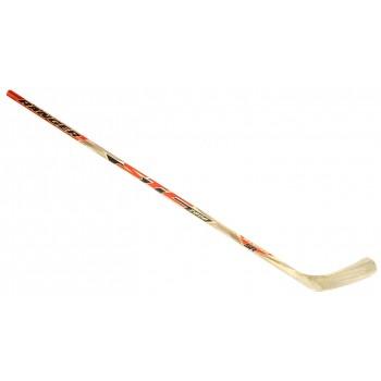 Клюшка пластиковая хоккейная STS JR L