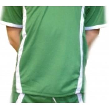 Форма футбольная Ayoun 1631(XXL) зелен-желтая