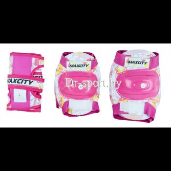 Комплект защиты СК PG-Teddy Pink S