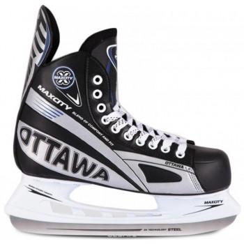 Уценка Коньки хоккейные MaxCity OTTAWA 44