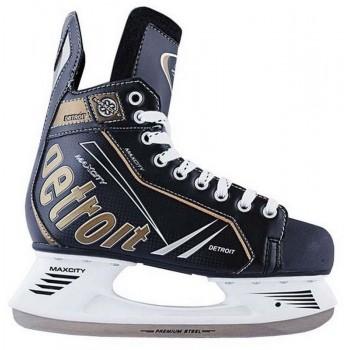Коньки хоккейные MaxCity DETROIT 39