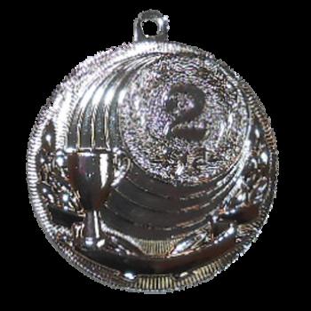 Медаль 019.02 серебро