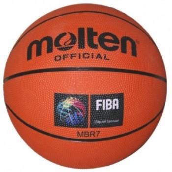 Мяч баскетбольный Molten MBR7