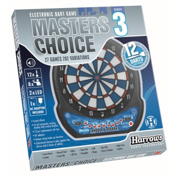 Дартс Harrows Masters Choice 3 Dart Game