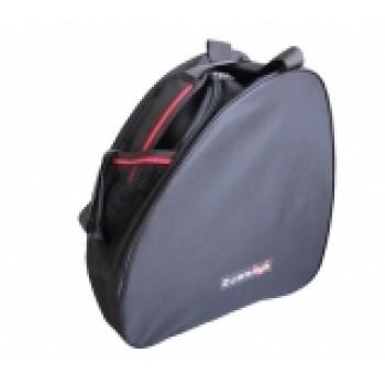 Чехол (сумка) для коньков красная