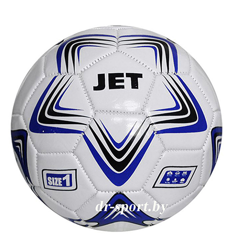 Мяч футбольный Winner JET mini №1