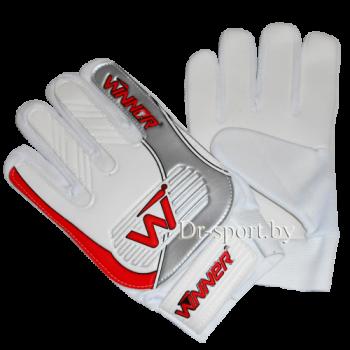 Перчатки вратарские Winner Training 6 белые